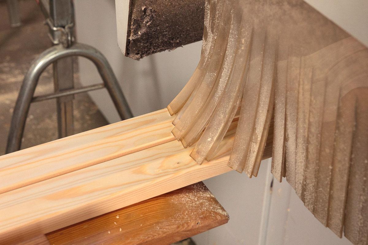 Semilavorati in legno falegnameria cornici e profili all for Progettazione di mobili lavorazione del legno