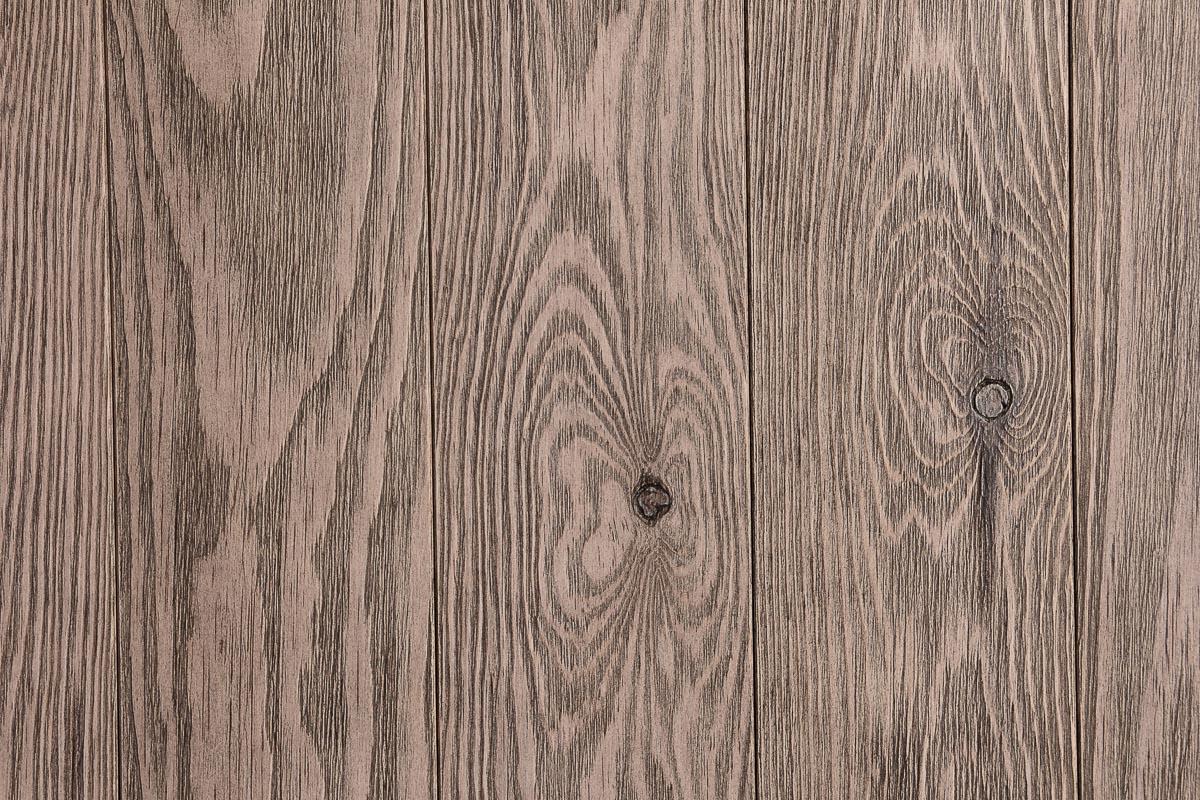 Rivestimento in legno con effetto graffiato rovere