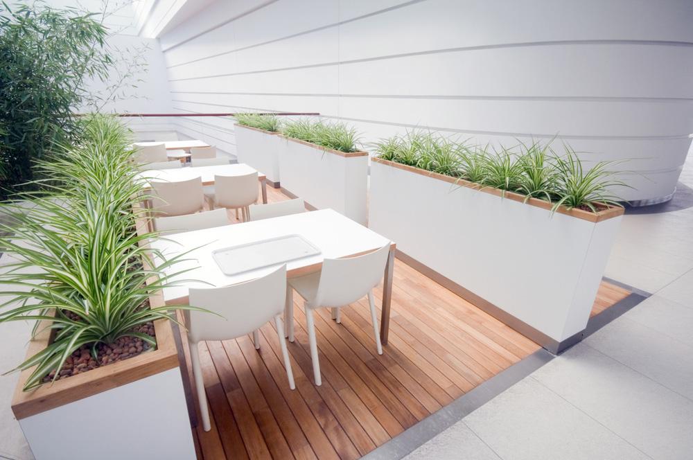 Pavimentazioni per dehor pedane per dehor modulari da esterno